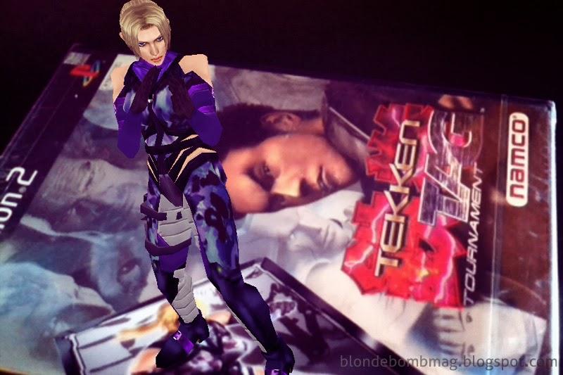 Tekken Card Augmented Reality Rare