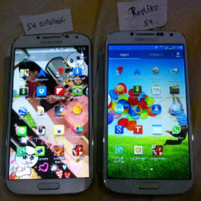 Cara Membedakan Samsung Galaxy Asli Dan Palsu