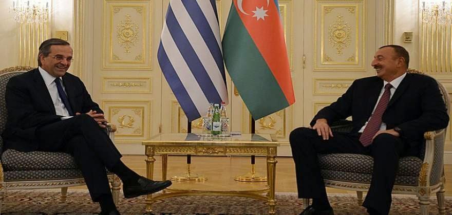 """Τι συμβαίνει με τον Α.Σαμαρά; - Τώρα ζήτησε από τον Αζερμπαϊτζάν """"να στείλει άμεσα φ.α. στην Ελλάδα""""! - Προφανώς αεροπορικώς!!!"""