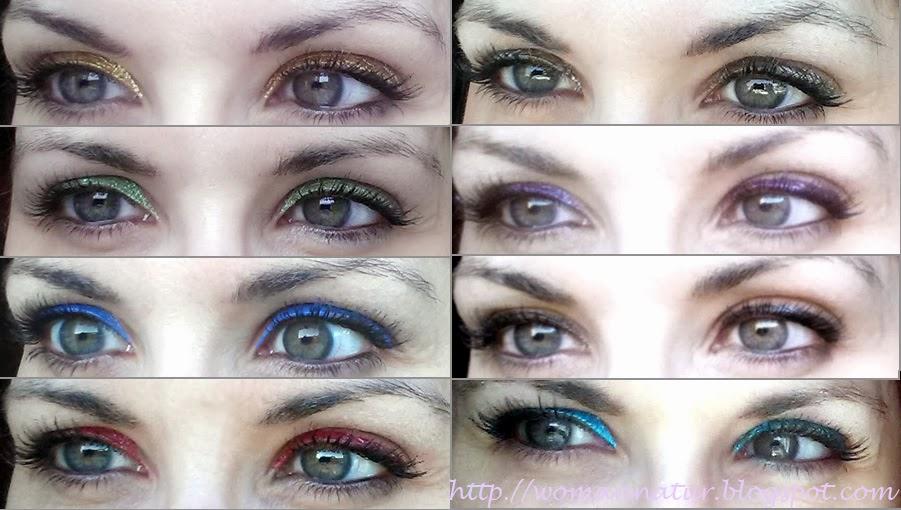 Kiko Eyeliners