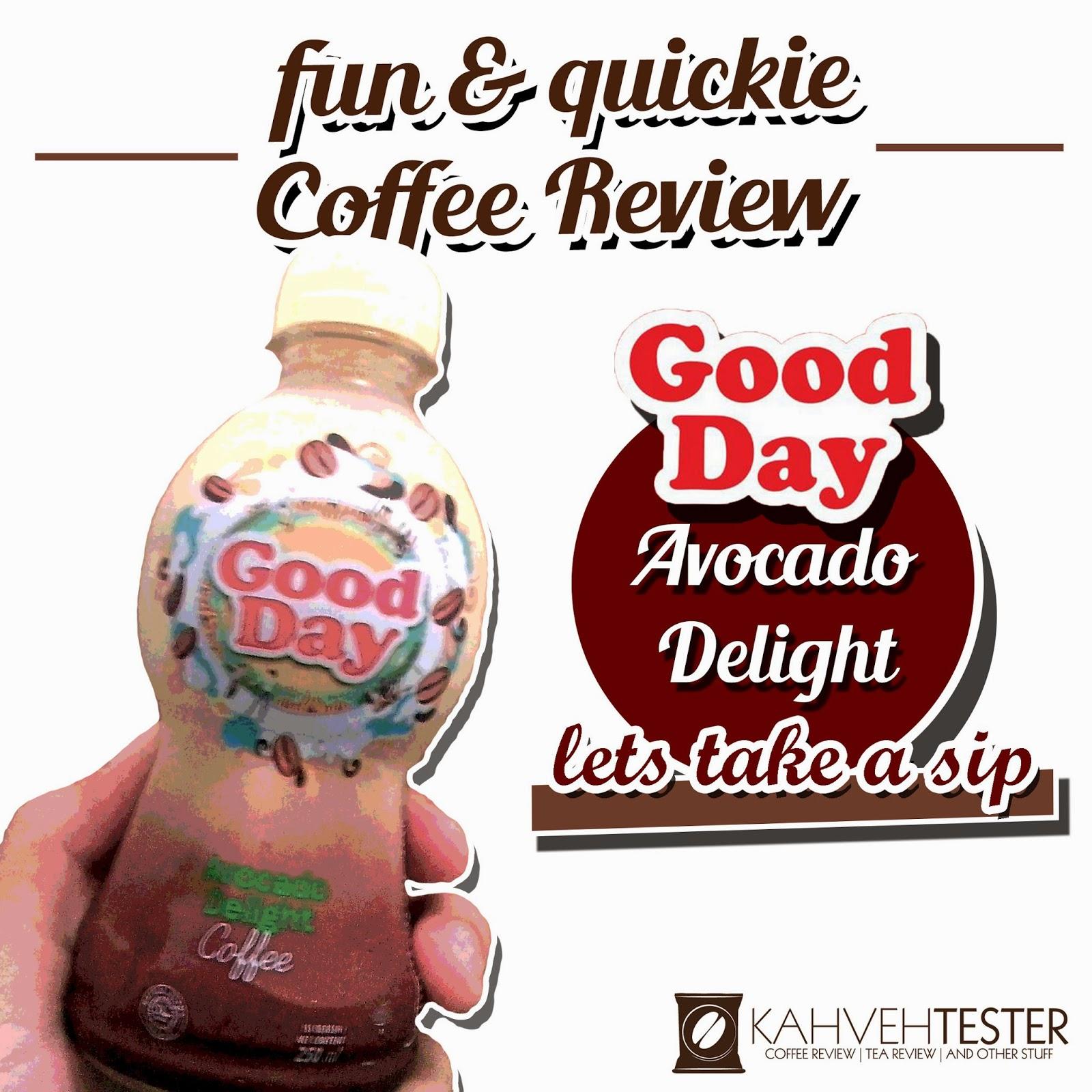 Gambar Kahvehtester Review Good Day Avocado Delight Coffee Gambar Iklan Kopi Di Rebanas Rebanas
