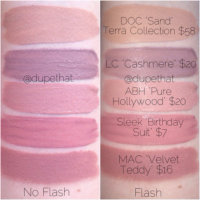 Dupethat: Dose Of Colors Sand Dupes