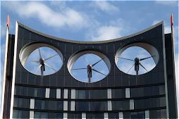 Building Integrated Wind Turbines