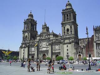A que ciudad o pais te ha transportado tu lectura actual? - Página 5 Catedral_mexico
