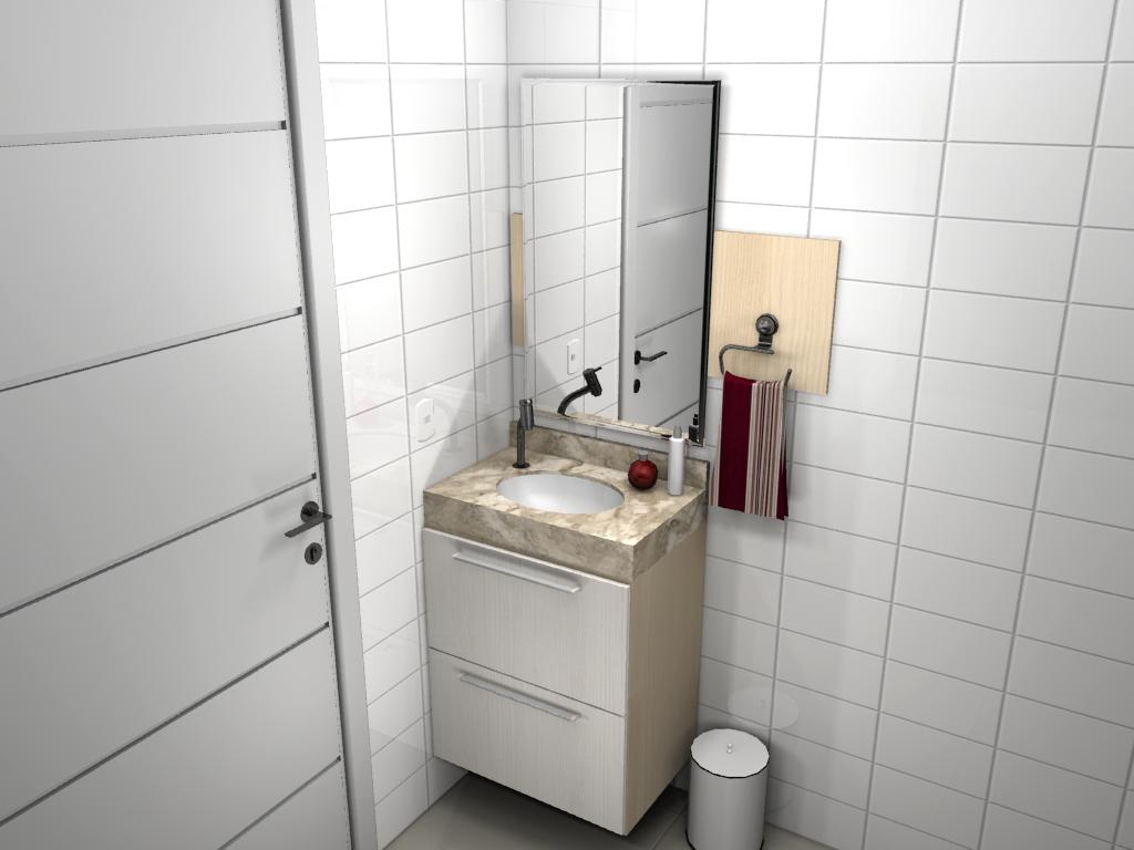 soluções simples para que o seu banheiro fique organizado e bonito #5E4B46 1024x768 Banheiro Bonito Simples