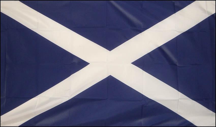 Alguns países como a Escócia estabeleceu a medida Pantone 300 para a cor de  replicação de sua bandeira. c2c20ee65bfce