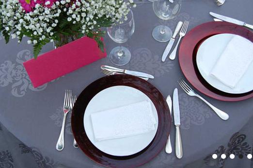 Empresas donde alquilar la decoraci n de tu boda for Espejo hostelero