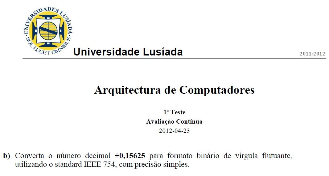 Eu explico arquitectura de computadores ual univ lusiada for Arquitectura de computadores