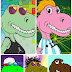 CWNTP GOFO Labs「恐龍去旅行」加密藝術NFT圖像即將發行 聊慰無法外遊之苦