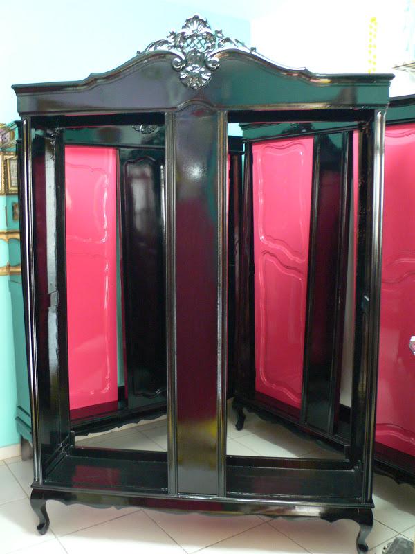 Restaurar Guarda Roupa Antigo : Ateliando customiza??o de m?veis antigos guarda roupa