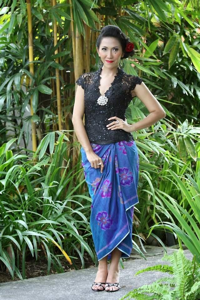Modern Bali Kebaya - International Kebaya Batik Modern
