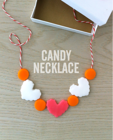 Sweet Tooth DIY Airheads Candy Necklace