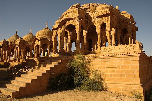 Jaisalmer, Rajasthan : Land of Historic Enchantment