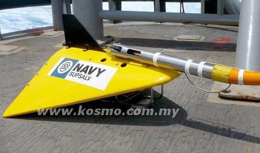 MH370: Misi mencari kotak hitam dengan TOWED Pinger Locator