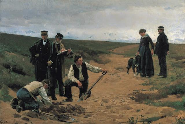 Summum jus, summa injuria - 'Barnemordet' - Den højeste ret, den største uretfærdighed - Erik Henningsen, 1886