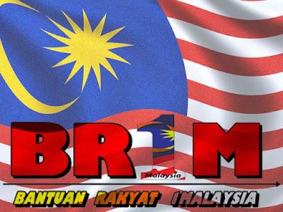 br1m Pembayaran BR1M mulai esok Bantuan Rakyat 1 Malaysia