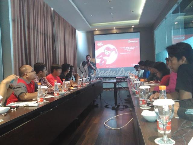 Hadir di di Cirebon Jaringan 4G LTE Smarfren Lewati 10 Mbps