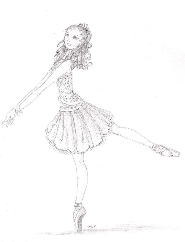 Bailarinas de ballet para colorear dibujos para colorear imagixs