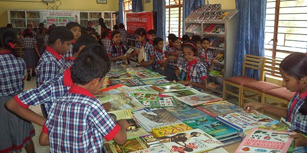 Children's Book Fair from 24-26 April 2014