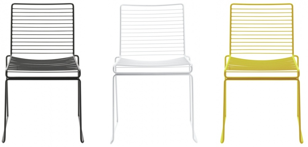 Ikea gul stol