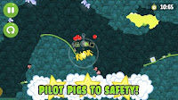 Bad Piggies HD Game free for Android