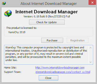 IDM 6.15 Build 12 Full Serial Number
