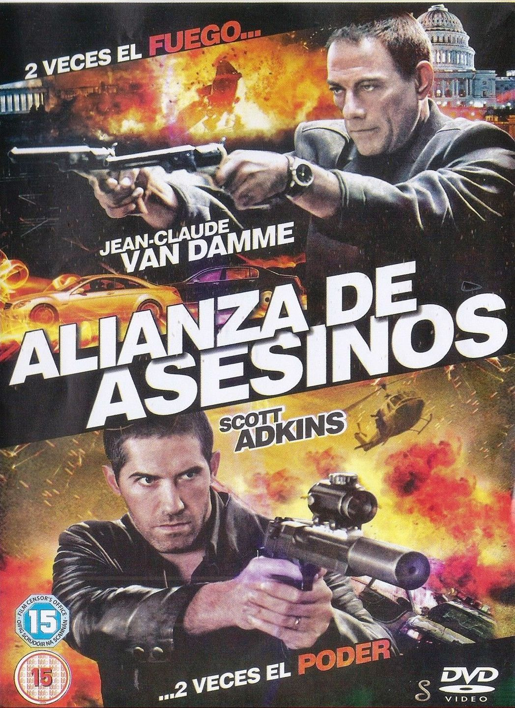 Alianza de Asesinos DVD FULL