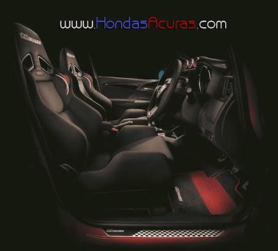 2014 Honda Jazz Mugen