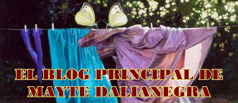 EL BLOG PRINCIPAL DE DALIANEGRA