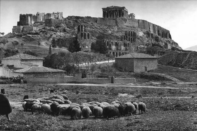 Η Ελλάδα του 1900 σε φωτογραφίες !!!