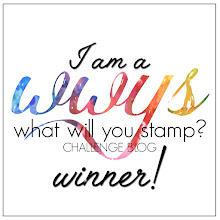 WWYS #218 Winner!