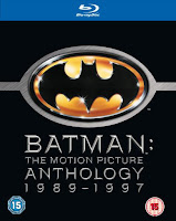 Batman: The Motion Picture (Antología 1989-1997) Blu-ray 13,99 € Ahorro: 54,60 €