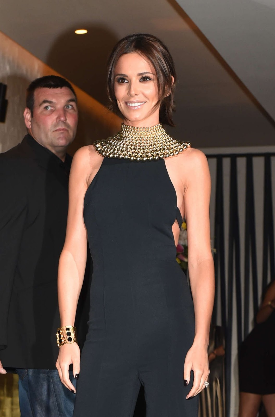 Cheryl Fernandez-Versini – Perfume Launch in London, August 2015