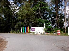 Mercu Tanda Kampung Medan Jaya