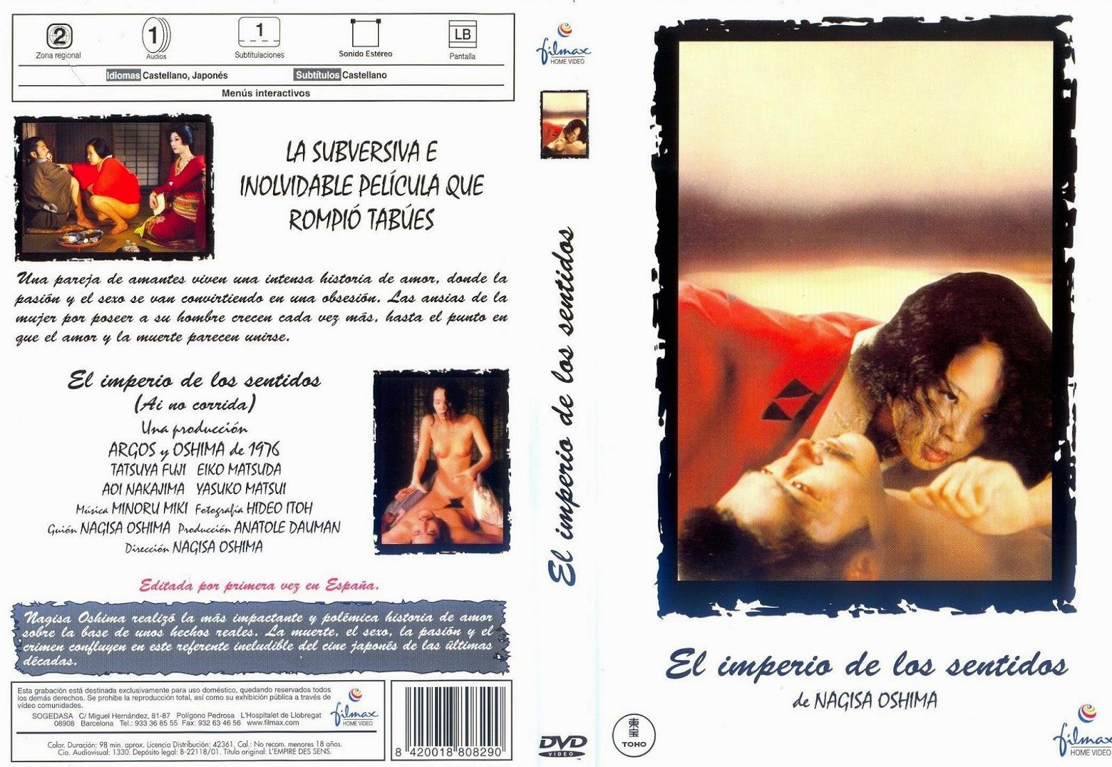 El imperio de los sentidos (1976 - L'Empire des Sens)