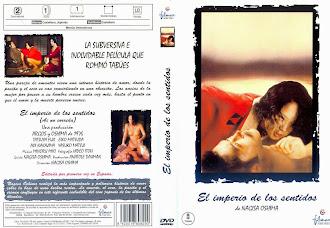 Carátula dvd: El imperio de los sentidos (1976) (L'Empire des Sens)