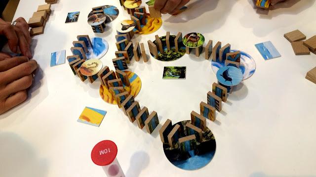 AYA board game Essen