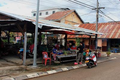 Night Market Savannakhet