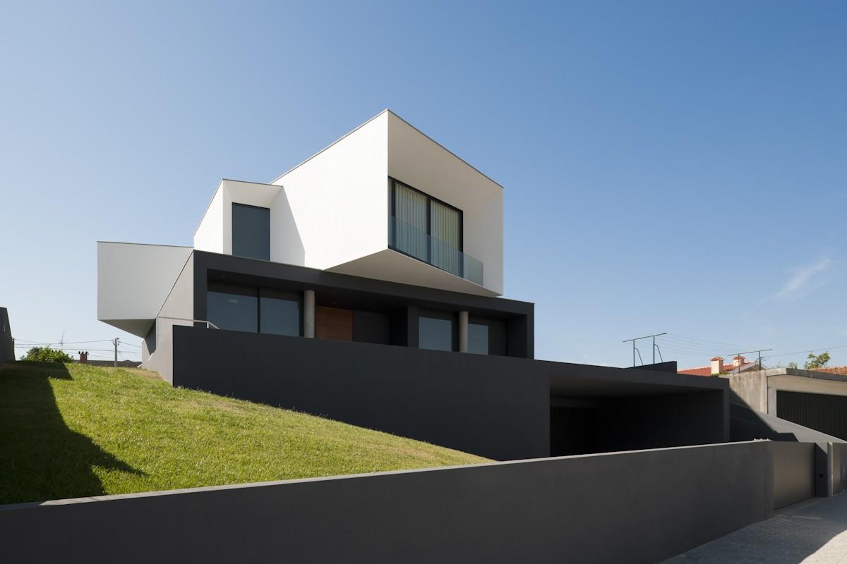 Arquitectura arkinetia blog casa san roque - Casas minimalistas en espana ...