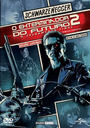 O Exterminador do Futuro 2 - O Julgamento Final Theatrical Filmes Torrent Download capa