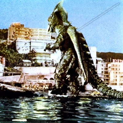 Gappa: The Triphibian Monster (1967)