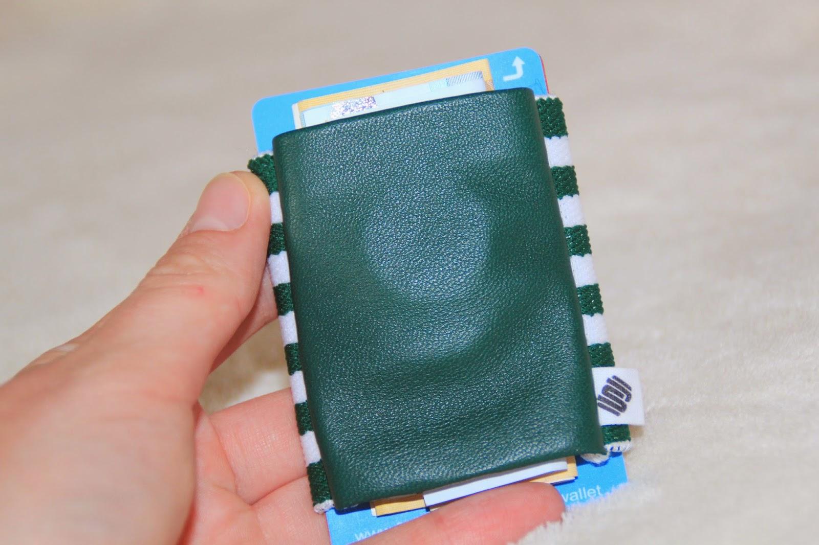 Jucheer testet space wallet geld praktisch verstaut for Minimalistisch reisen