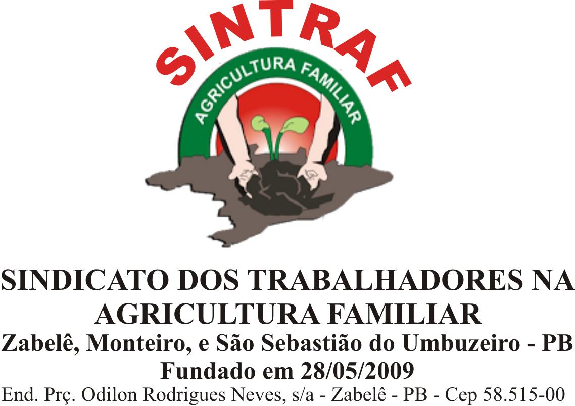 SINTRAF - Sindicato dos Trabalhadores na Agricultura Familiar