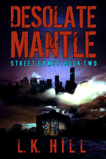 Desolate Mantle is now available!!!