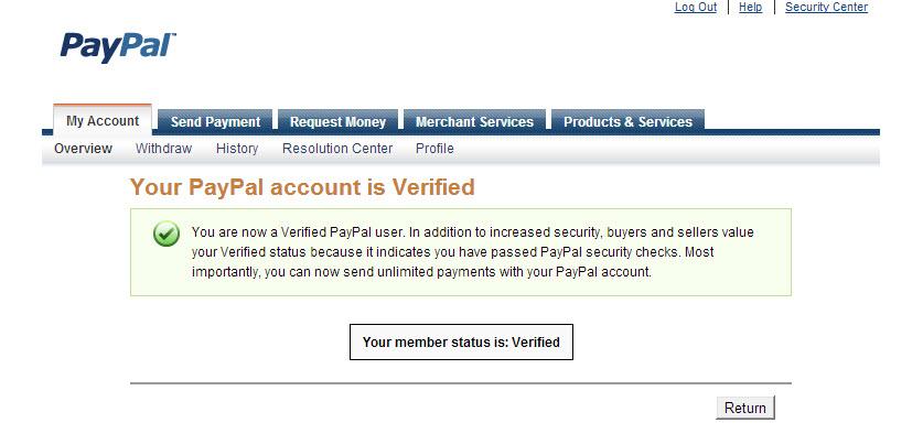 الحصول Payoneer Mastercard تفعيل Paypal