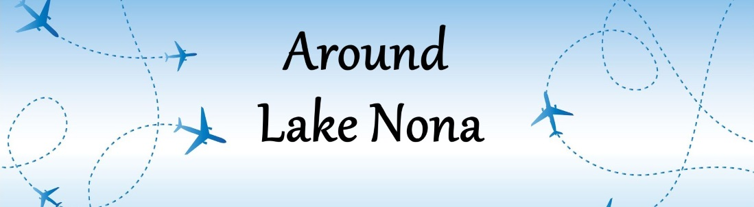 Around Lake Nona