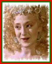 Carol Kane The Ghost of Christmas Present (Scrooged)