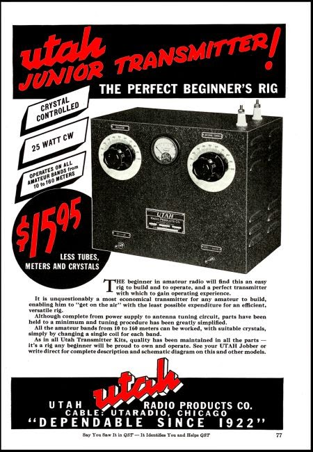 the radio handbook 1938