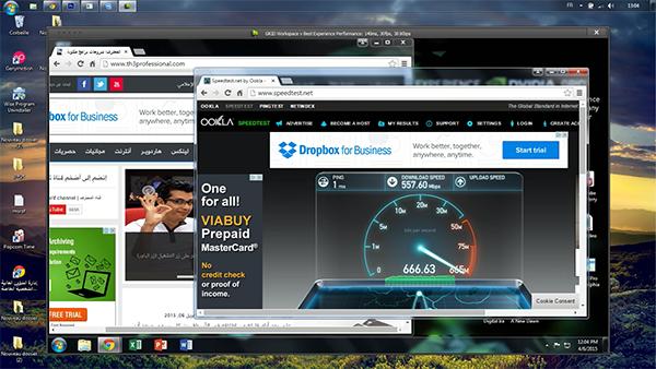جرب الآن VPS من شركة NVDIA بسرعة انترنت تصل إلى 1 جيجابيت في الثانية، مجاناً !