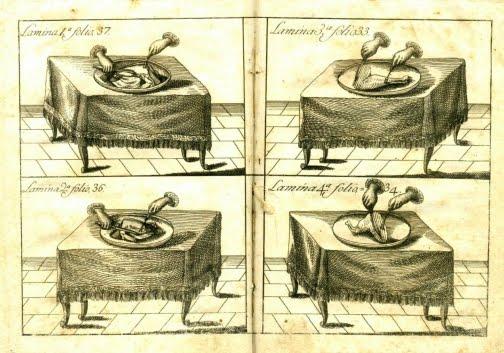 1795  CIVILIDAD DE LA MESA